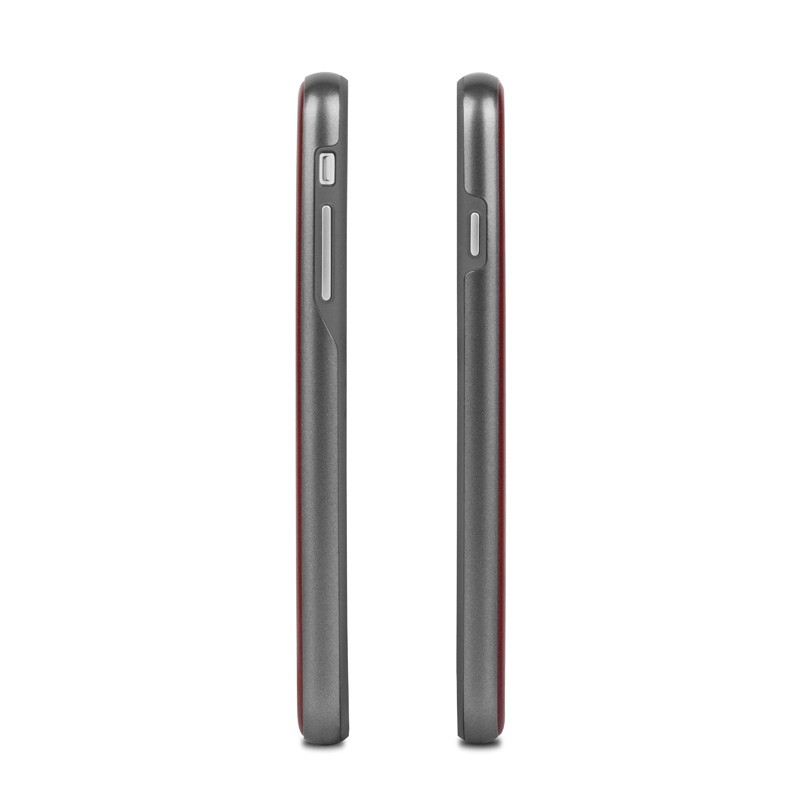 Moshi iGlaze Napa iPhone 6 Plus / 6S Plus Red - 5
