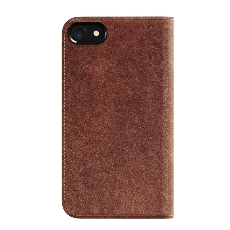 Nomad Leather Folio iPhone 8/7 Hoesje Bruin - 2