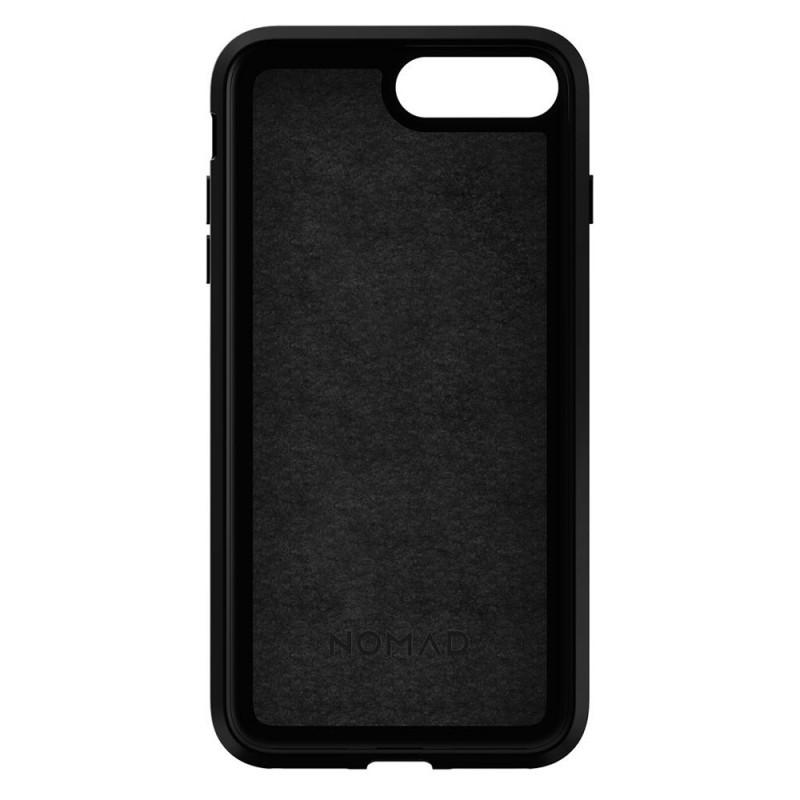 Nomad Rugged Leather Case iPhone 8 Plus/7 Plus Bruin - 5