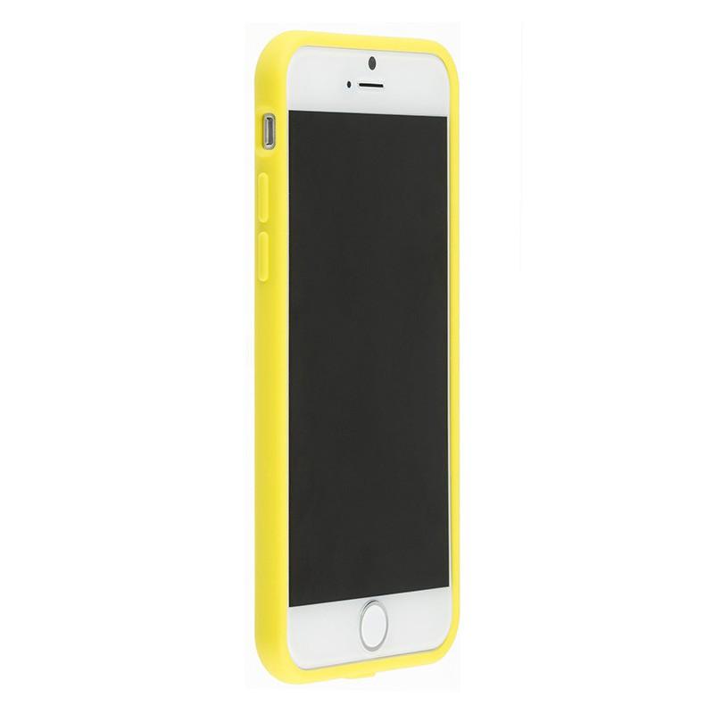 SwitchEasy Numbers iPhone 6 Yellow - 1