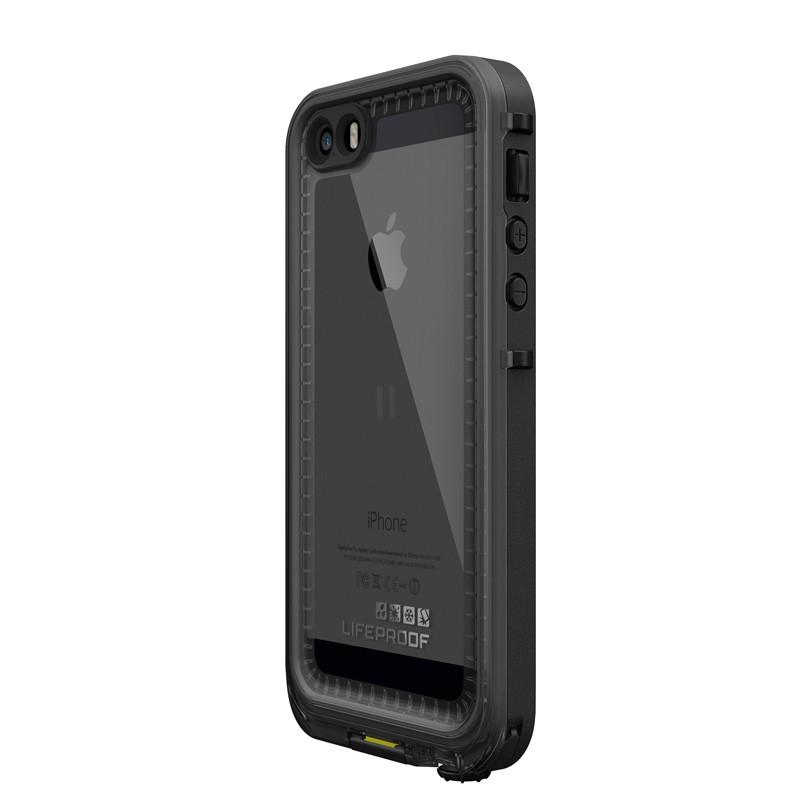 Lifeproof Nuüd iPhone 5S Black - 3