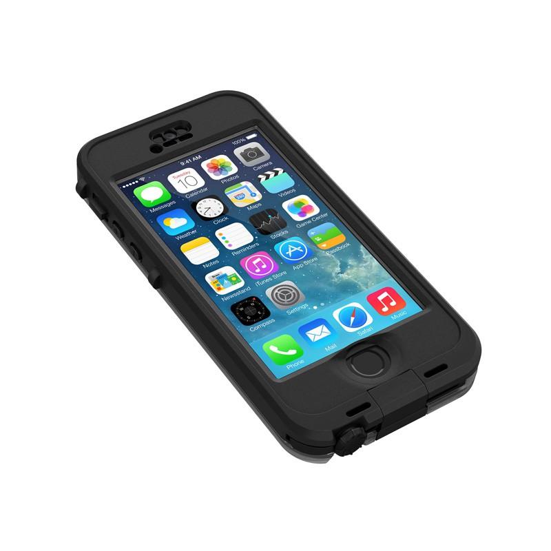 Lifeproof Nuüd iPhone 5S Black - 6