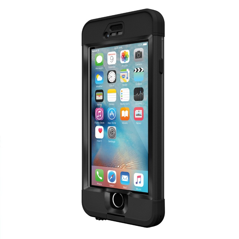 LifeProof Nuud iPhone 6 Plus / 6S Plus Black - 2