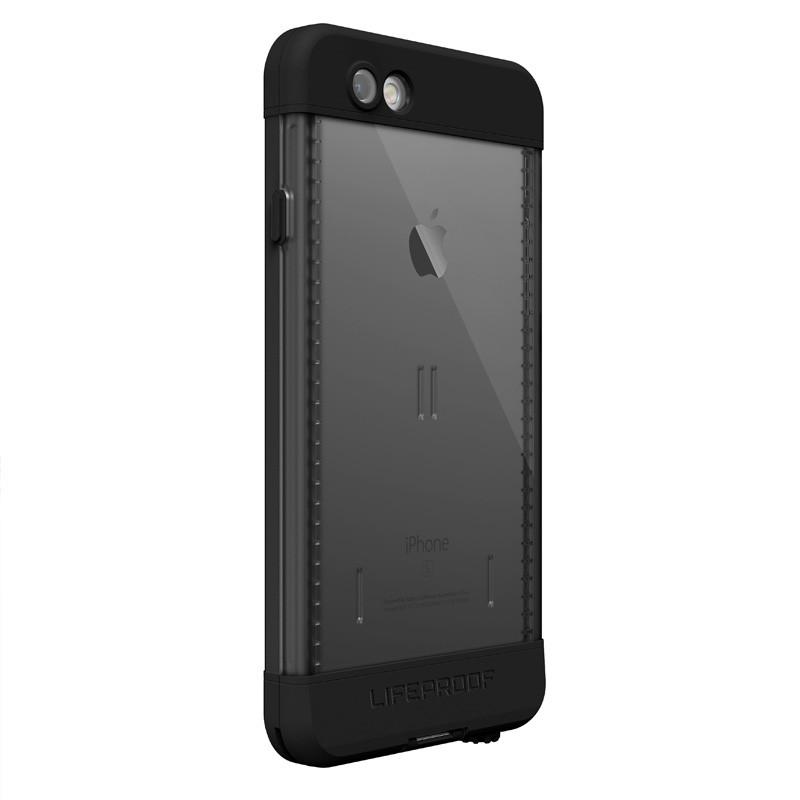 LifeProof Nuud iPhone 6 Plus / 6S Plus Black - 4