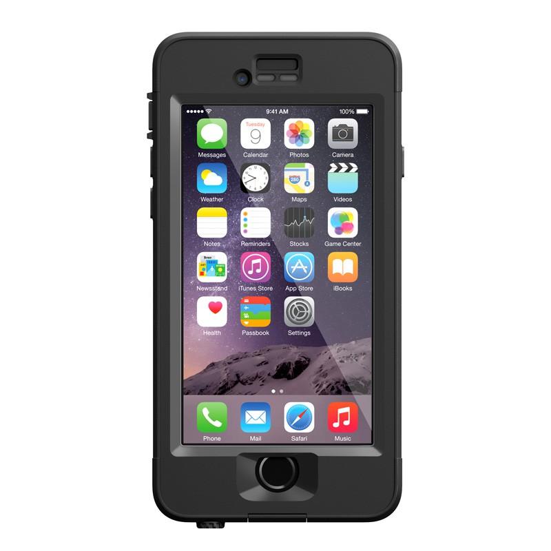 LifeProof Nuüd iPhone 6 Black - 1