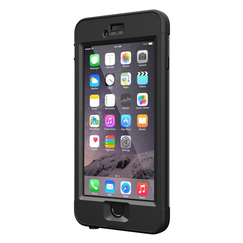 LifeProof Nuüd iPhone 6 Plus Black - 2