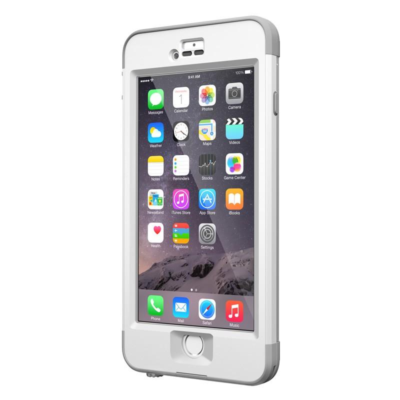 LifeProof Nuüd iPhone 6 Plus White - 2