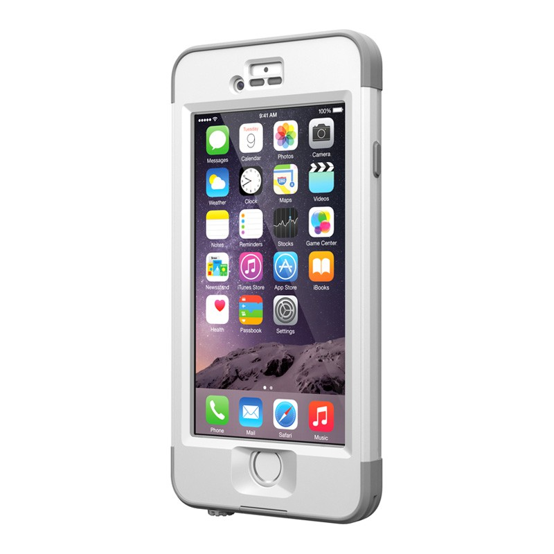 LifeProof Nuüd iPhone 6 White - 2