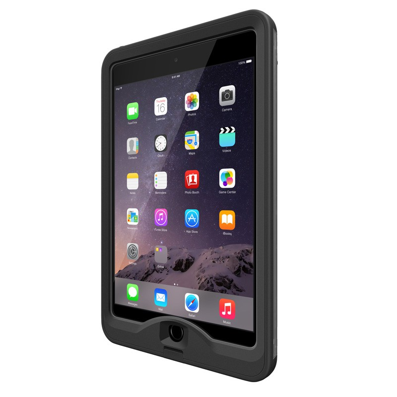 LifeProof - Nüüd Case iPad Mini 1/2/3 Black - 2