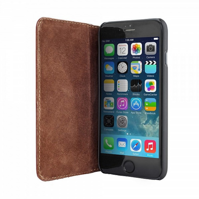 Bugatti Oslo iPhone 6 Plus Brown - 3