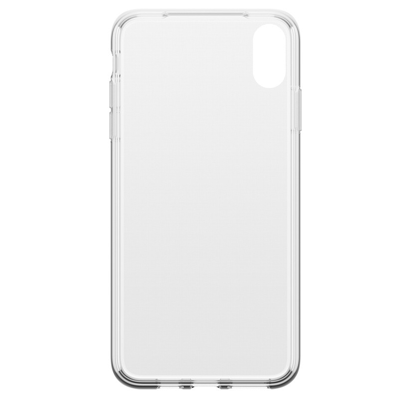 Otterbox Clearly Protected Skin iPhone XS Max Transparant 02