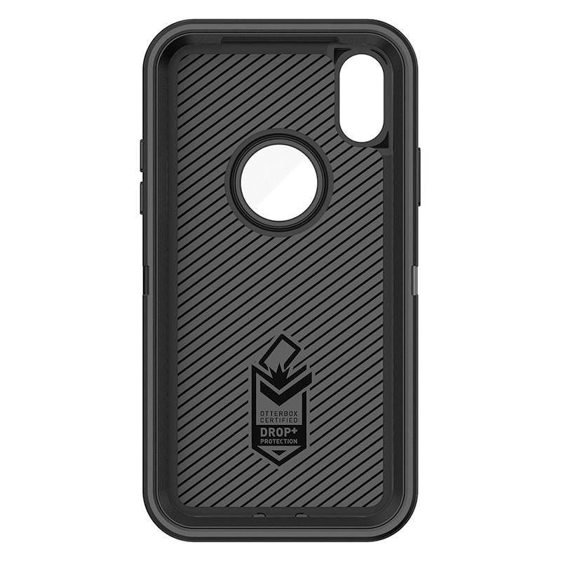 Otterbox Defender iPhone X Black 07