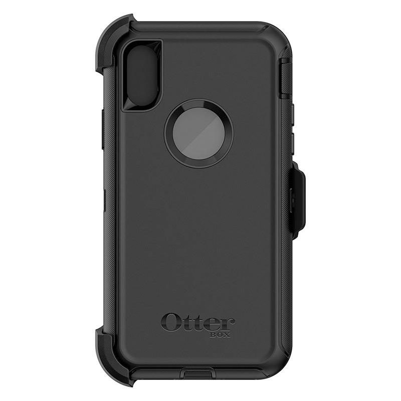 Otterbox Defender iPhone X Black 06