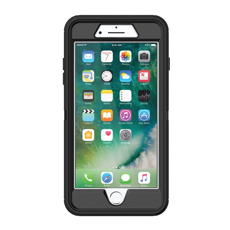 Otterbox Defender iPhone 7 plus black 04