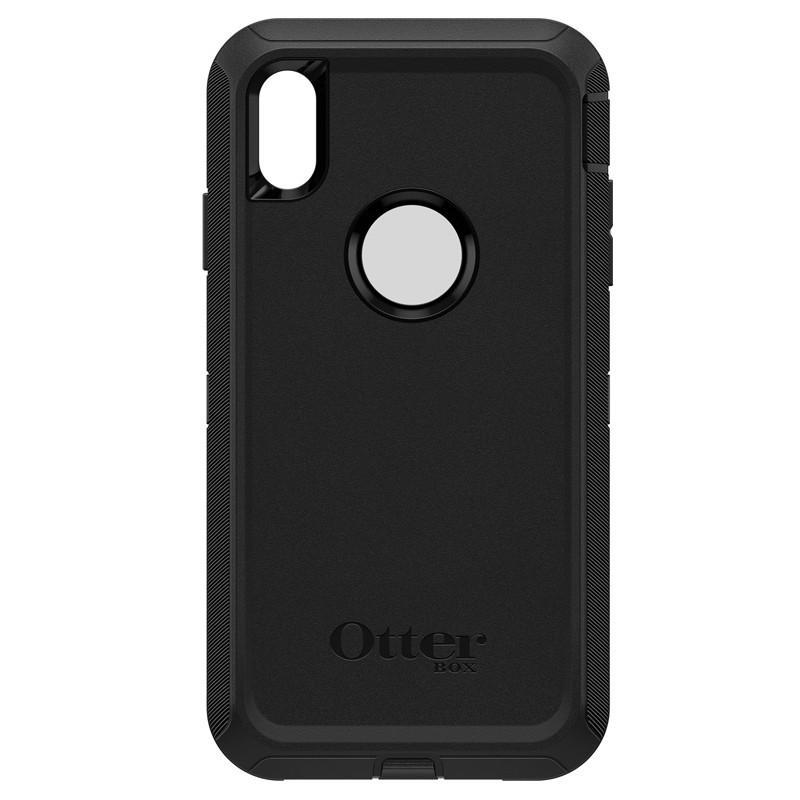 Otterbox Defender iPhone XR Hoes Zwart 04