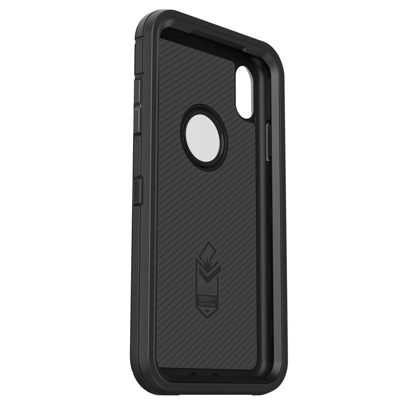Otterbox Defender iPhone XS Max Case Zwart 07