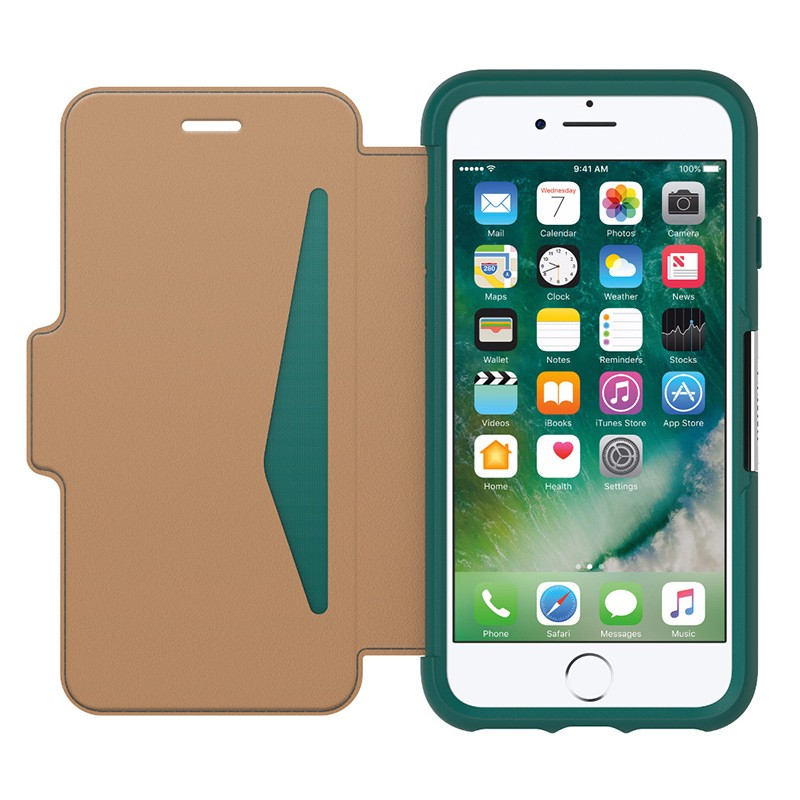 Otterbox Strada iPhone 7 Teal 06