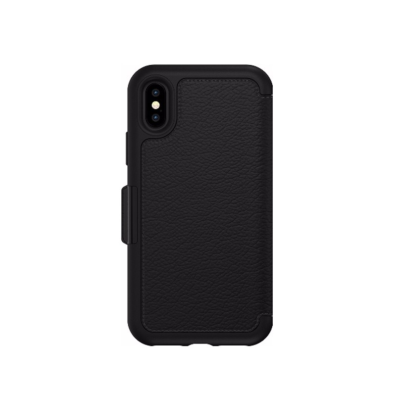 Otterbox - Clearly Protected Skin iPhone X/Xs Shadow Black 02