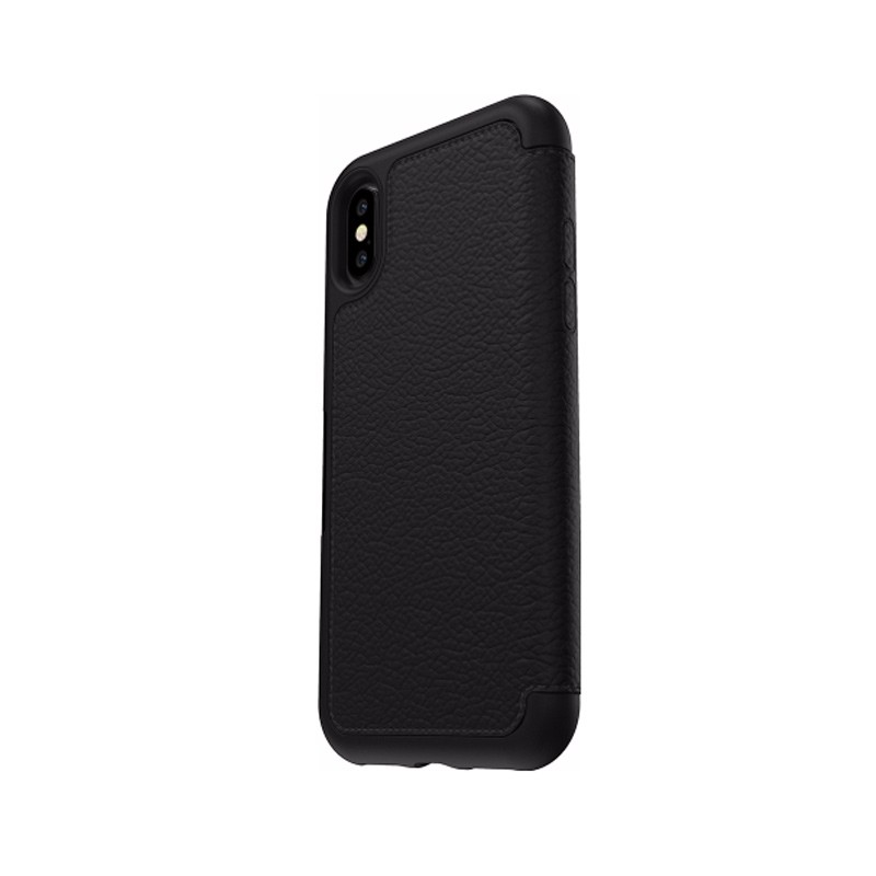 Otterbox - Clearly Protected Skin iPhone X/Xs Shadow Black 10