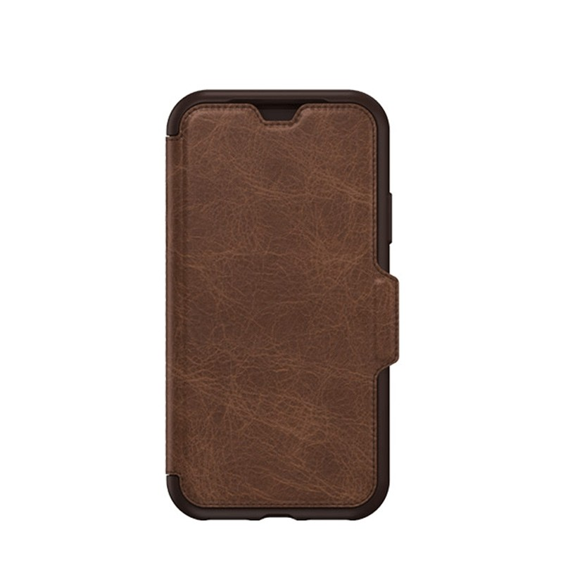 Otterbox - Clearly Protected Skin iPhone X Expresso Brown 06