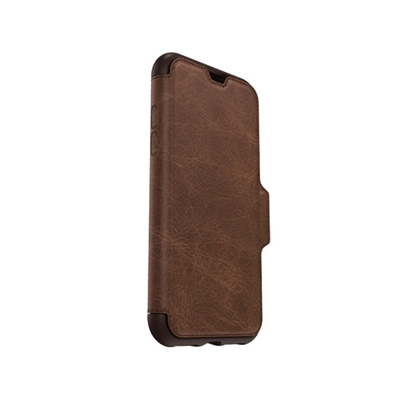 Otterbox - Clearly Protected Skin iPhone X Expresso Brown 07