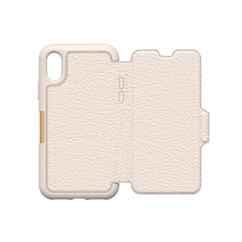Otterbox - Clearly Protected Skin iPhone X soft opal beige 05