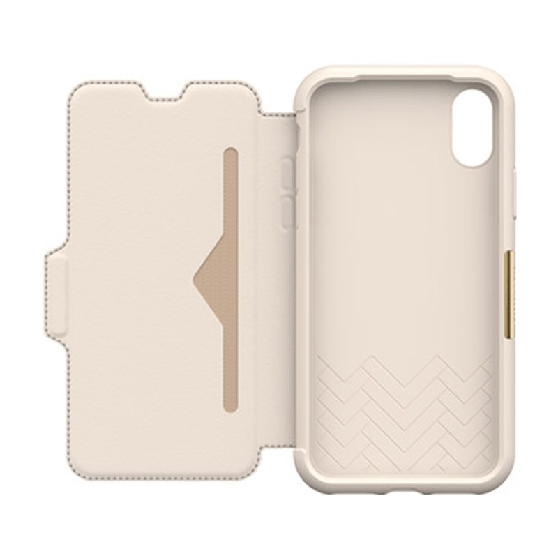 Otterbox - Clearly Protected Skin iPhone X soft opal beige 04