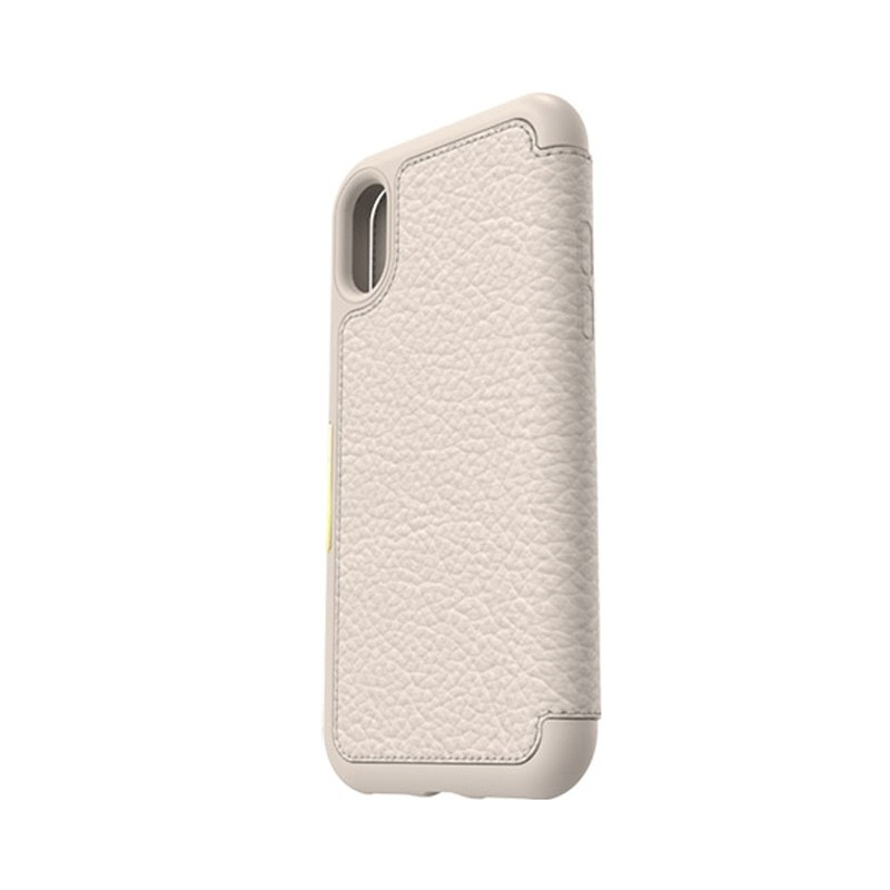 Otterbox - Clearly Protected Skin iPhone X soft opal beige 08