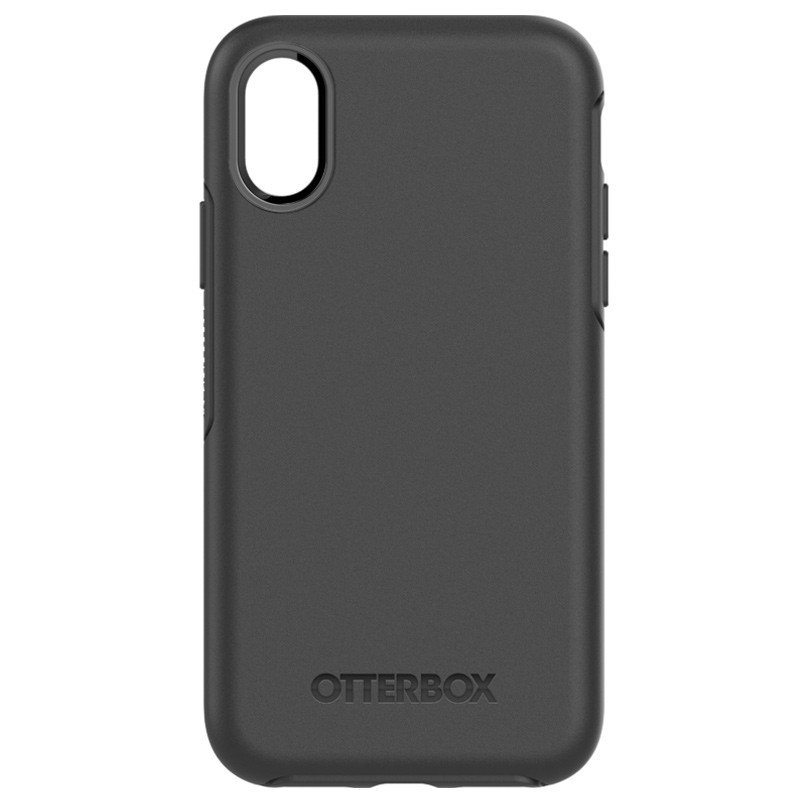 Otterbox - Symmetry Case iPhone X/Xs Black 01