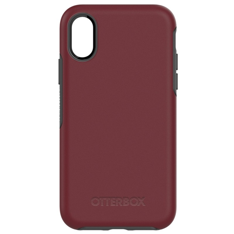 Otterbox - Symmetry Case iPhone X/Xs Fine Port 01