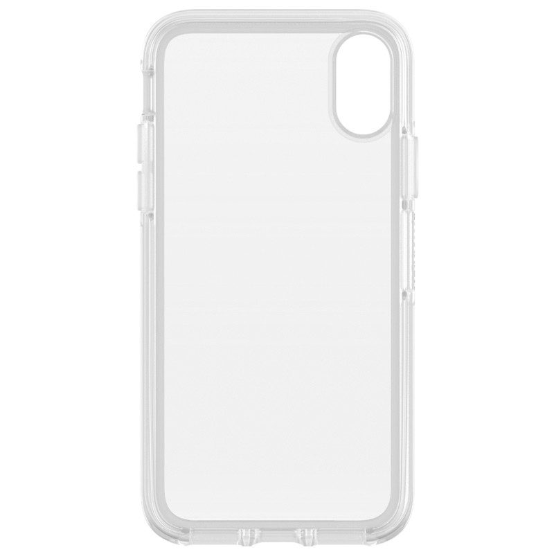 Otterbox - Symmetry Clear iPhone X Clear 01