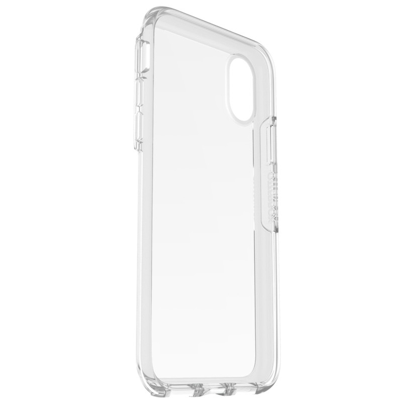 Otterbox - Symmetry Clear iPhone X Clear 02