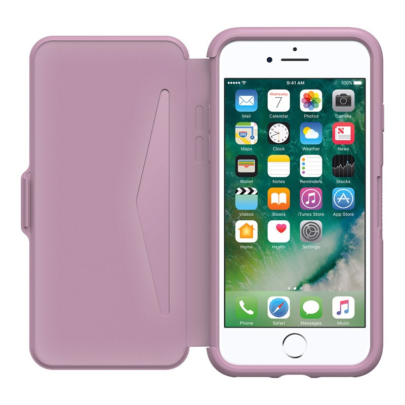 Otterbox Symmetry Etui iPhone 7 pink 07
