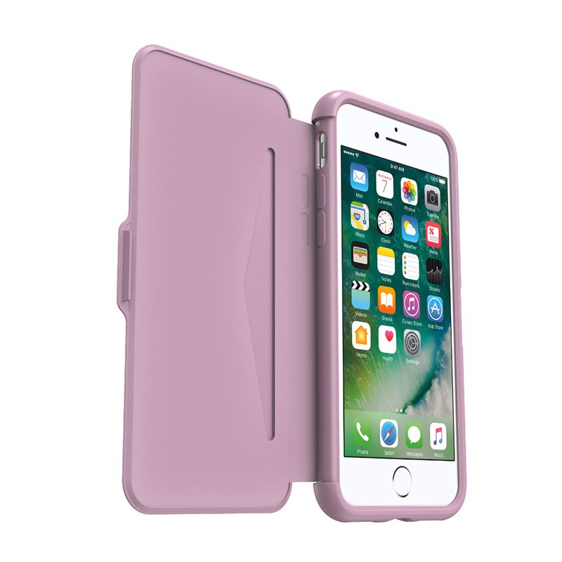 Otterbox Symmetry Etui iPhone 7 pink 08