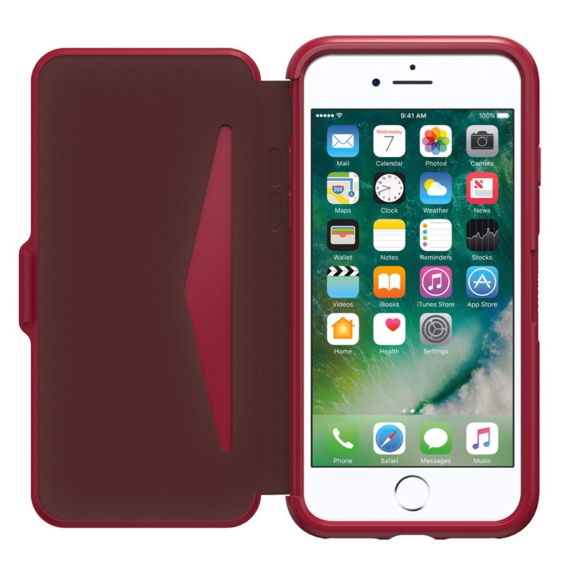 Otterbox Symmetry Etui iPhone 7 red 07