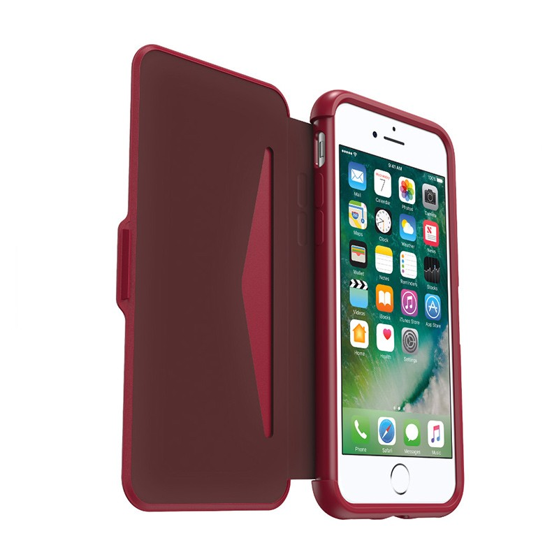 Otterbox Symmetry Etui iPhone 7 red 09