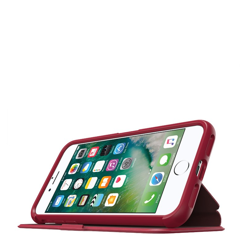 Otterbox Symmetry Etui iPhone 7 red 11