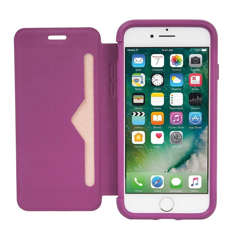 Otterbox Symmetry Etui iPhone 8/7 Purple - 1
