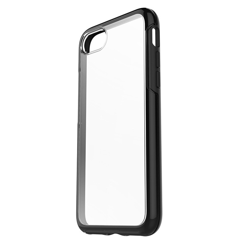 Otterbox Symmetry iPhone 7 clear-black 02