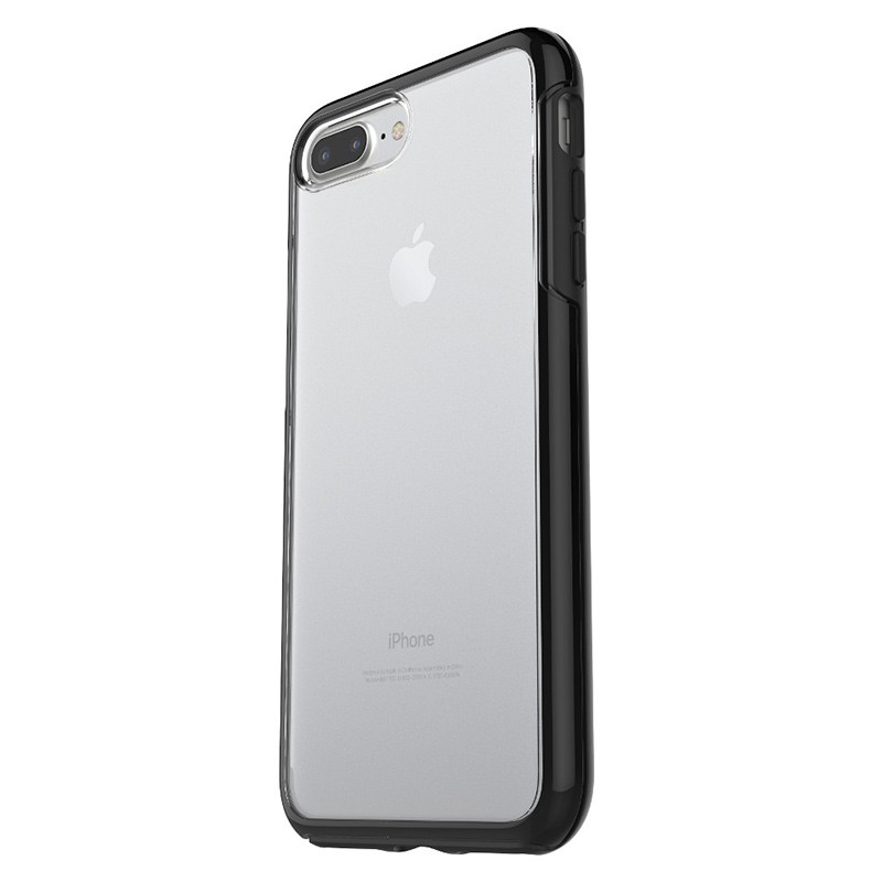 Otterbox Symmetry iPhone 7 plus clear-black 02