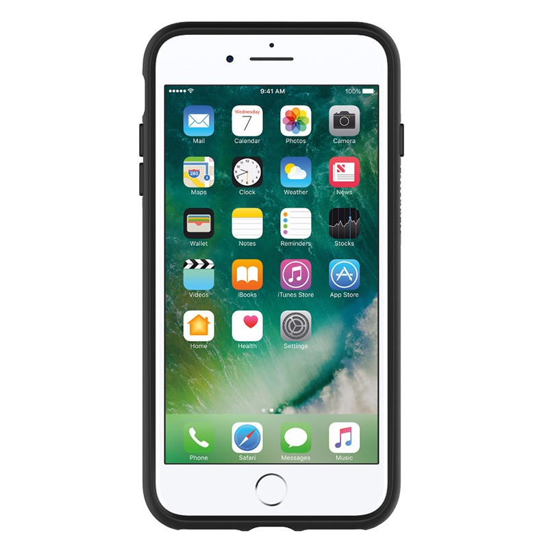 Otterbox Symmetry iPhone 7 plus clear-black 04