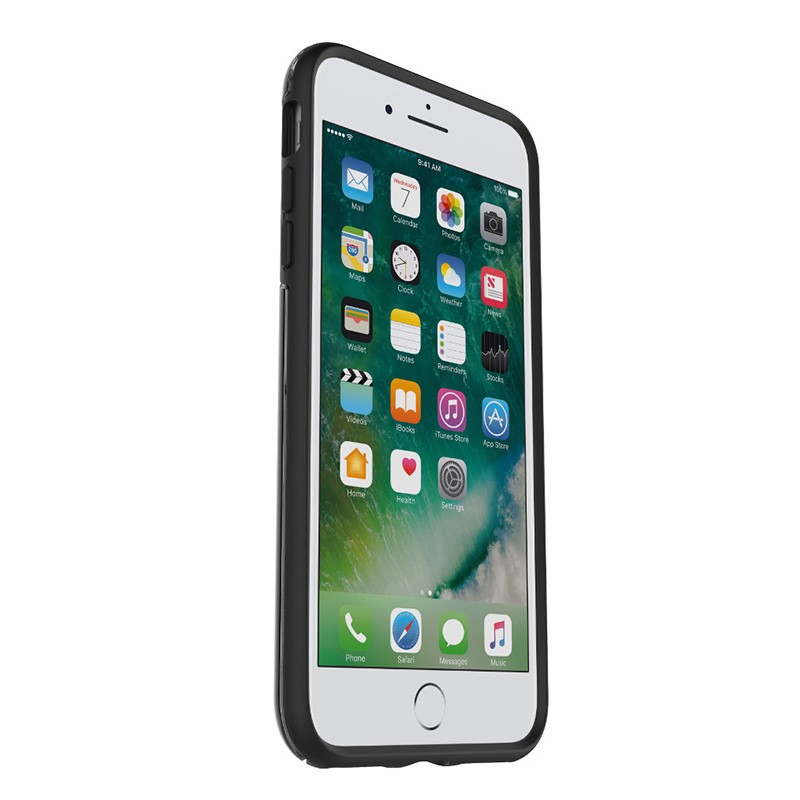 Otterbox Symmetry iPhone 7 plus clear-black 05