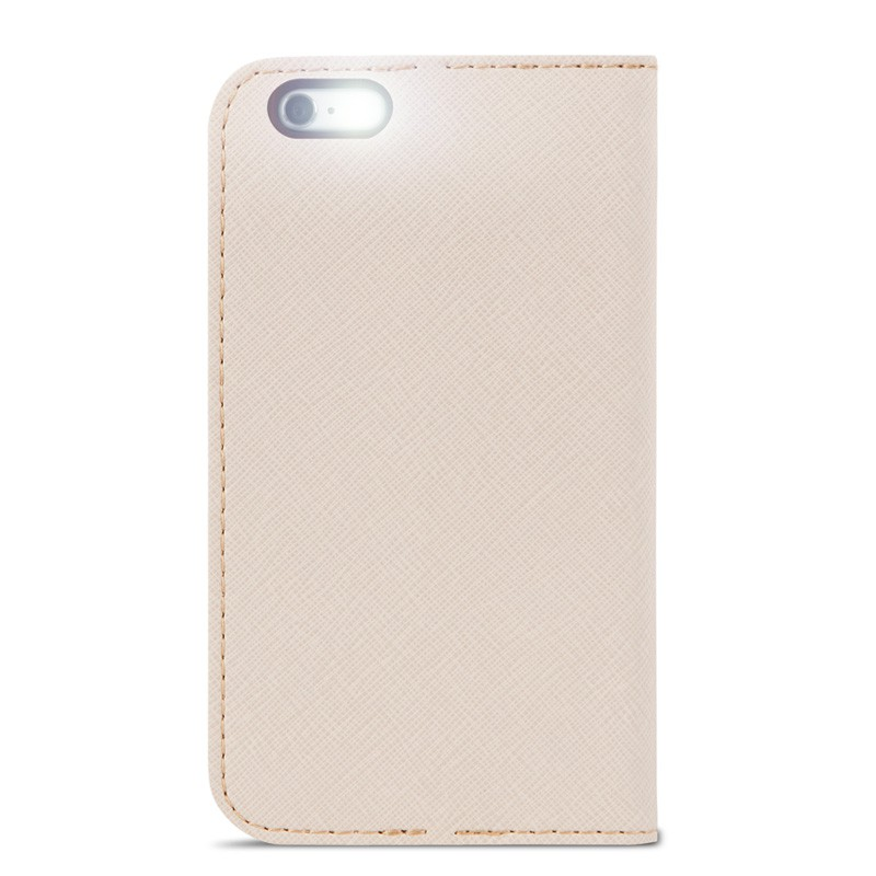 Moshi Overture Wallet Case iPhone 6 Plus Sahara Beige - 4