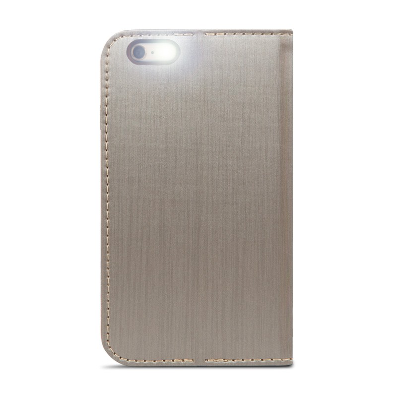 Moshi Overture Wallet Case iPhone 6 Brushed Titanium - 2