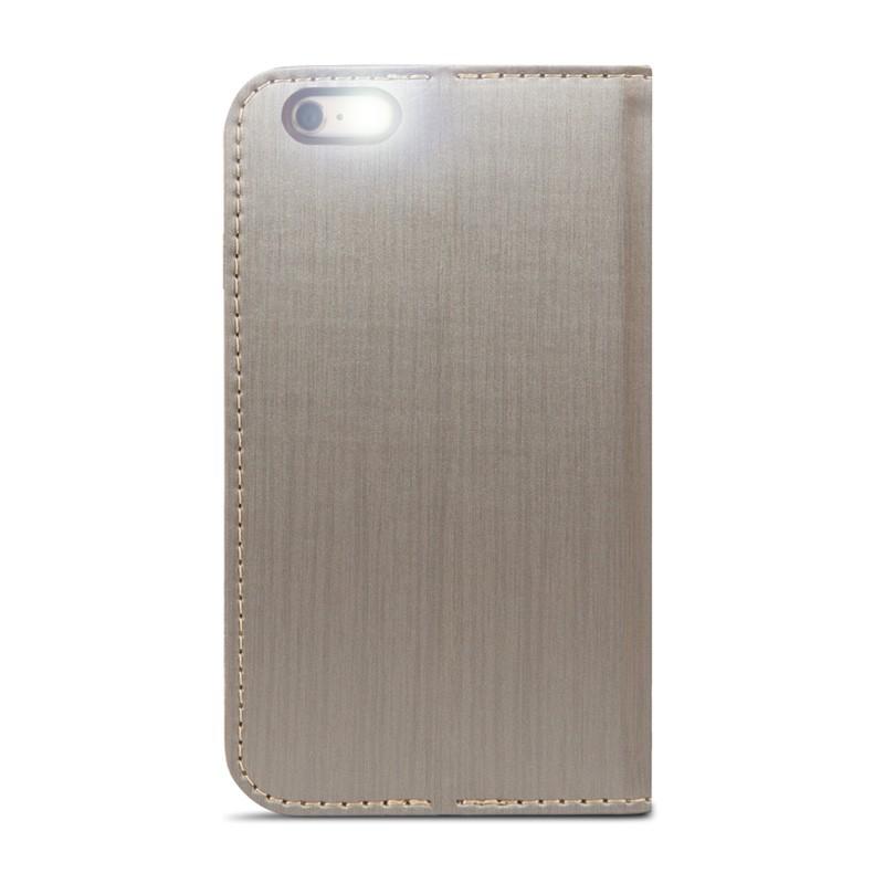 Moshi Overture Wallet Case iPhone 6 Plus Brushed Titanium - 2