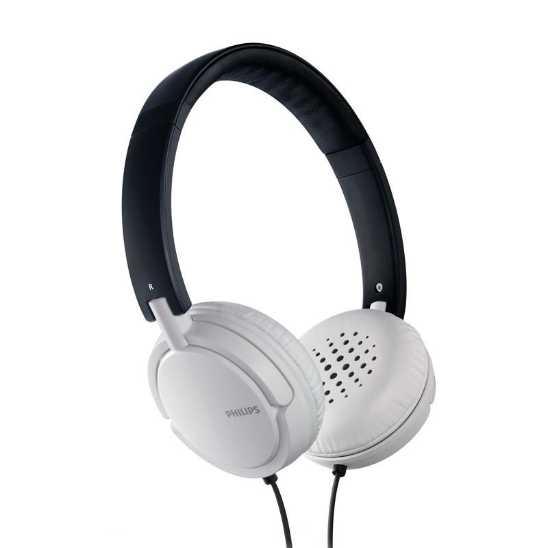 Philips SHL5003 On-ear Koptelefoon Black/white - 1