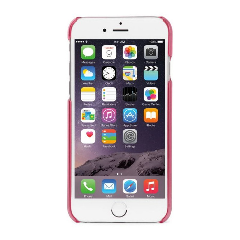 Incase Quick Snap Case iPhone 6 Pink - 4