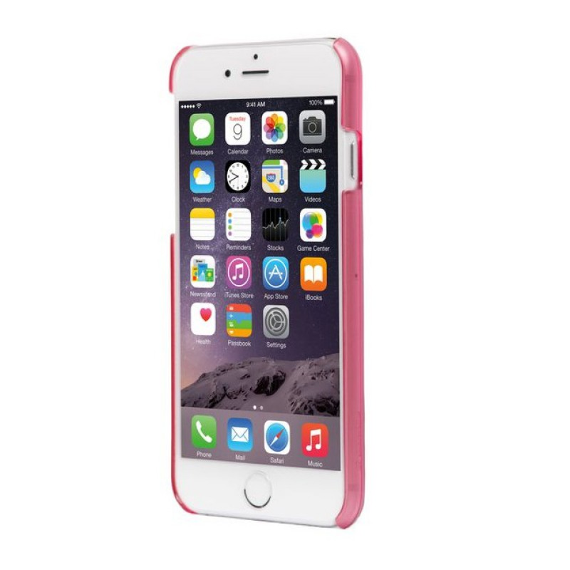 Incase Quick Snap Case iPhone 6 Pink - 5