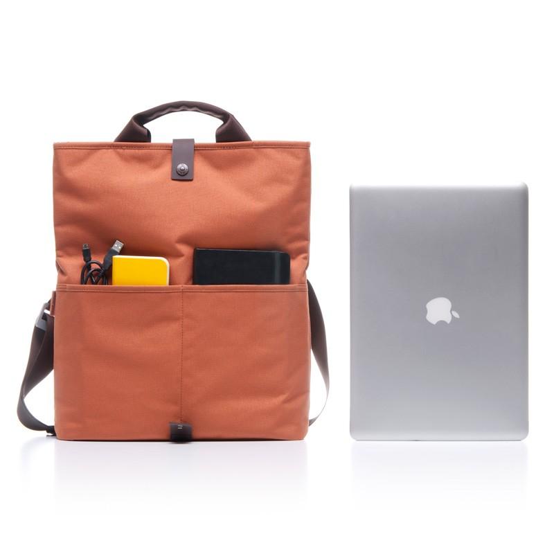 Bluelounge Postal Bag Rust - 5