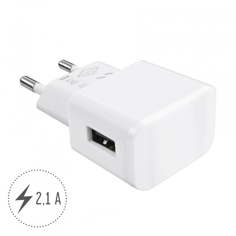 Artwizz PowerPlug 3 White - 1